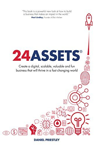 24 Assets by Daniel Priestley Roseanna Sunley Book Review