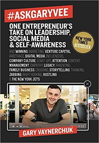 AskGaryVee by Gary Vaynerchuk Roseanna Sunley Book Reviews