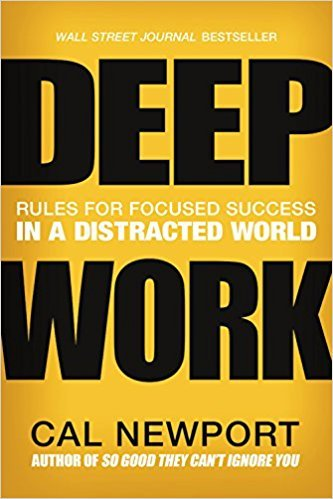 Deep Work by Cal Newport Roseanna Sunley Book Reviews