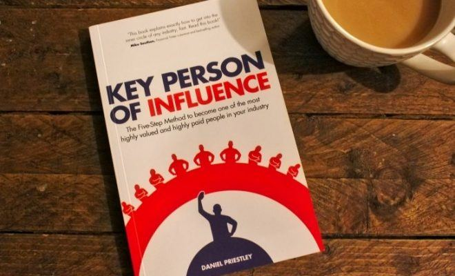 Key Person of Influence by Daniel Priestley Book Review Roseanna Sunley