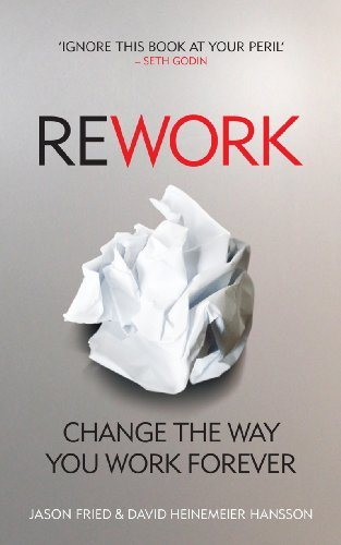ReWork Change the Way You Work Forever Roseanna Sunley Book Review