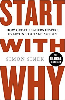 Start With Why by Simon Sinek Roseanna Sunley Book Reviews