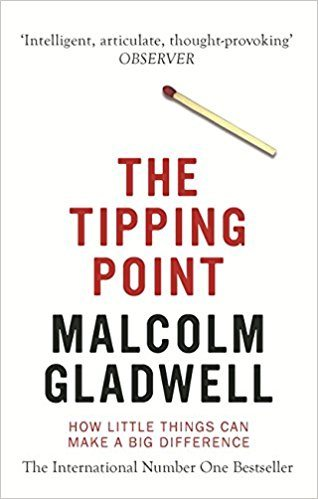 The Tipping Point by Malcolm Gladwell Roseanna Sunley Book Reviews