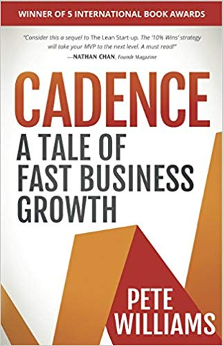 cadence by pete williams roseanna sunley business book reviews