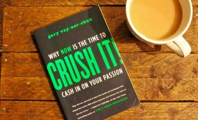 crush it gary vaynerchuk roseanna sunley book review