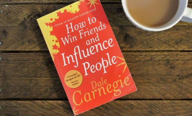 how to win friends and influence people dale carnegie book review roseanna sunley