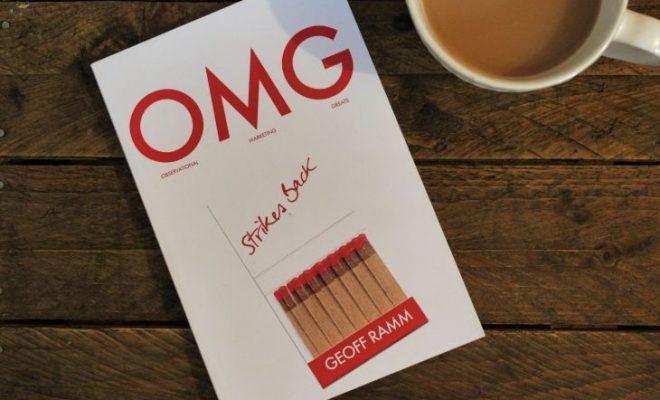 omg strikes back geoff ramm book reivew roseanna sunley