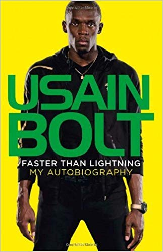 usain bolt faster than lightning book review