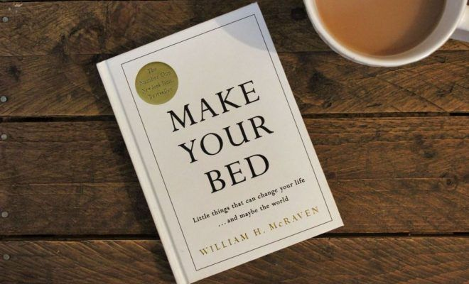 make your bed william mcraven book review roseanna sunley