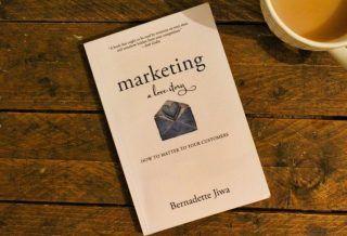 marketing a love story bernedette jiwa book review roseanna sunley
