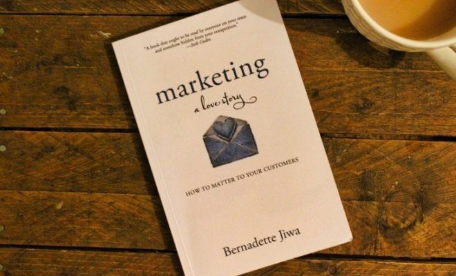 marketing a love story bernedette jiwa book review roseanna sunley