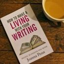 How to Make a Living with Your Writing by Joanna Penn roseanna sunley book review