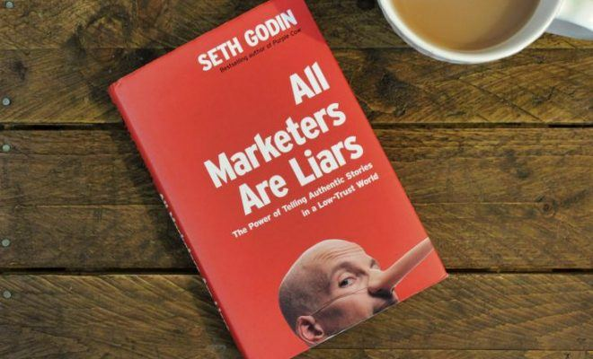 all marketers are liars seth godin book review roseanna sunley
