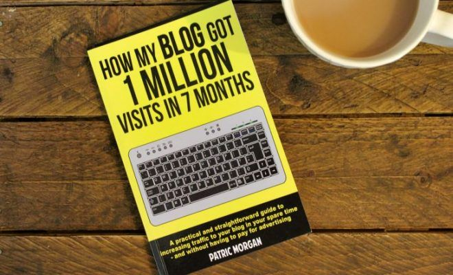 how my blog got 1 million visits patric morgan book reivew roseanna sunley