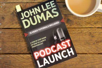 podcast launch john lee dumas book review roseanna sunley