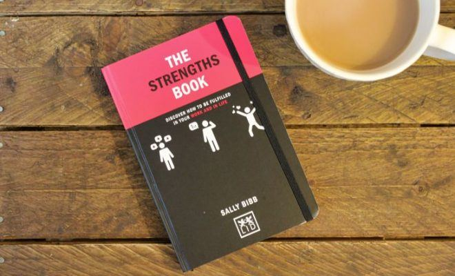 the strengths book by sally bib book review roseanna sunley