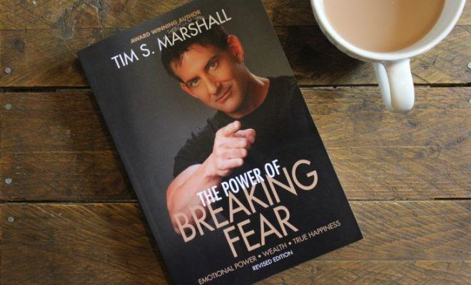 The power of breaking fear by tim s marshall book reivew