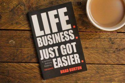 life business just got easier by brad burton book review roseanna sunley