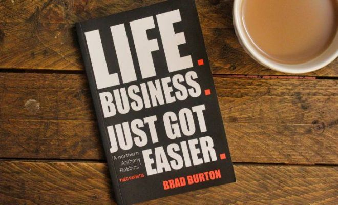 life business just got easier by brad burton book review roseanna sunley