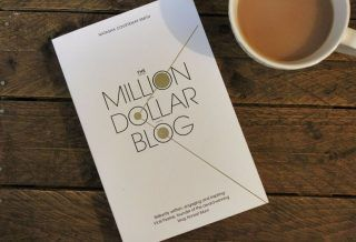 The Million Dollar Blog by Natasha Courtenay-Smith book review roseanna sunley