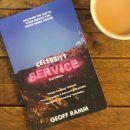 celebrity service by geoff ramm book review roseanna sunley
