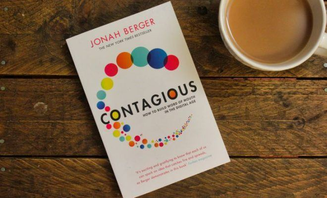 contagious by jonah berger roseanna sunley business book reviews