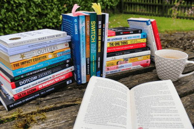 5 Ways to Get Good Reading Habits (& WHY!!) roseanna sunley business book reviews