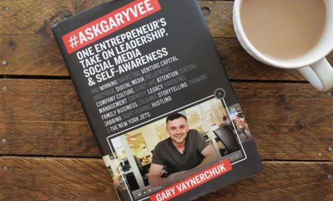 #AskGaryVee by Gary Vaynerchuk roseanna sunley business book reviews