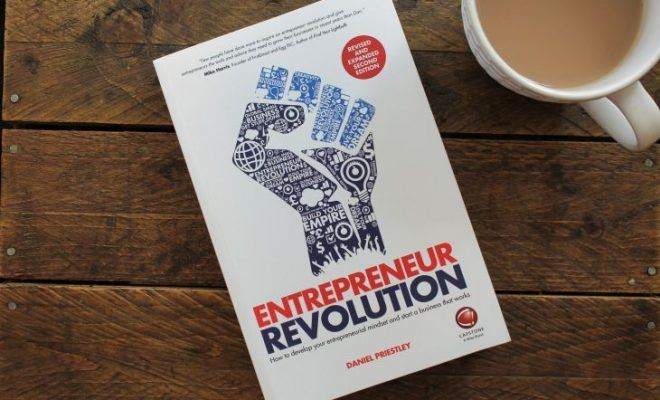 Entrepreneur Revolution by Daniel Priestley book review roseanna sunley