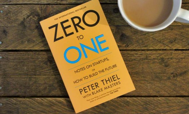 Zero to One by Peter Thiel with Blake Masters roseanna sunley book review