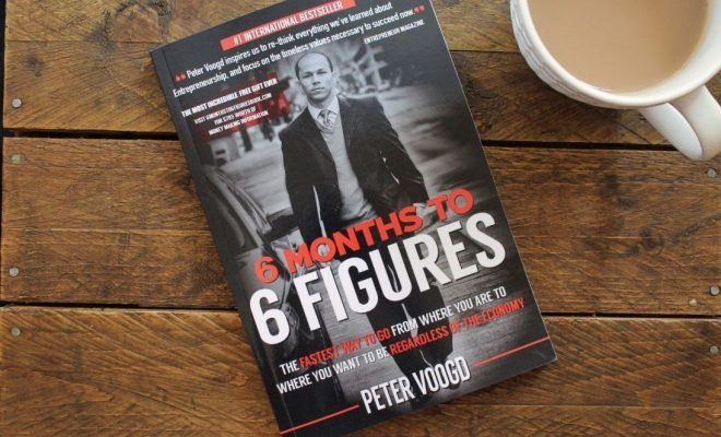 6 Months to 6 Figures by Peter Voogd Roseanna sunley business book reviews