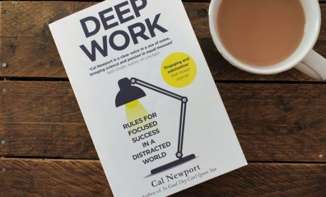 Deep Work by Cal Newport roseanna sunley business book reviews