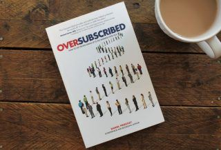 Oversubscribed by Daniel Priestley roseanna sunley business book review