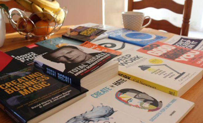 Can You Read Too Many Books roseanna sunley business book reviews