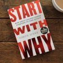 Start With Why by Simon Sinek roseanna sunley business book reviews