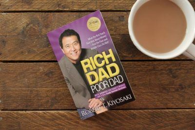 Rich Dad Poor Dad by Robert Kiyosaki roseanna sunley business book reviews