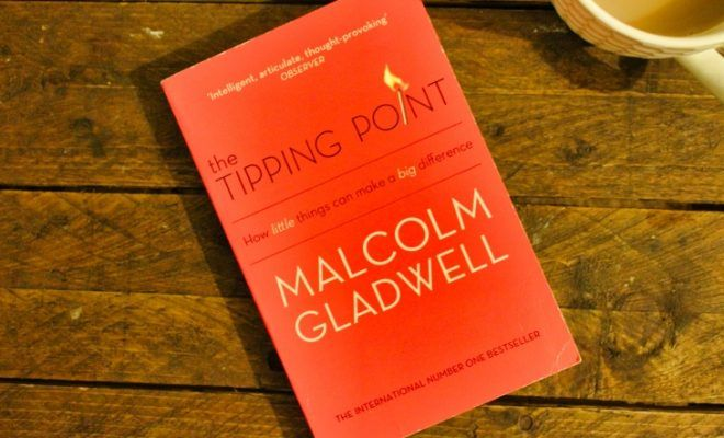 The Tipping Point by Malcolm Gladwell roseanna sunley business book reviews