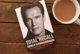 Total Recall by Arnold Schwarzenegger roseanna sunley business book reviews