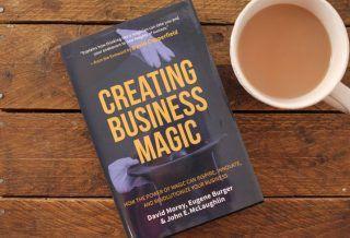 Creating Business Magic by David Morey, John E. McLaughlin, and Eugene Burger roseanna