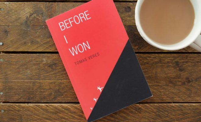 Before I Won by Tomas Veres roseanna sunley business book reviews