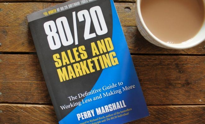 8020 Sales and Marketing by Perry Marshall roseanna sunley business book reviews