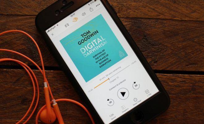 Digital Darwinism by Tom Goodwin Roseanna Sunley Business Book reviews