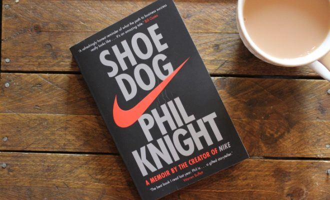 Shoe Dog by Phil Knight Roseanna Sunley Business Book Reviews
