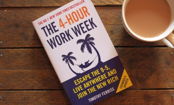 The 4-Hour Workweek by Timothy Ferriss Roseanna Sunley Business Book Reviews