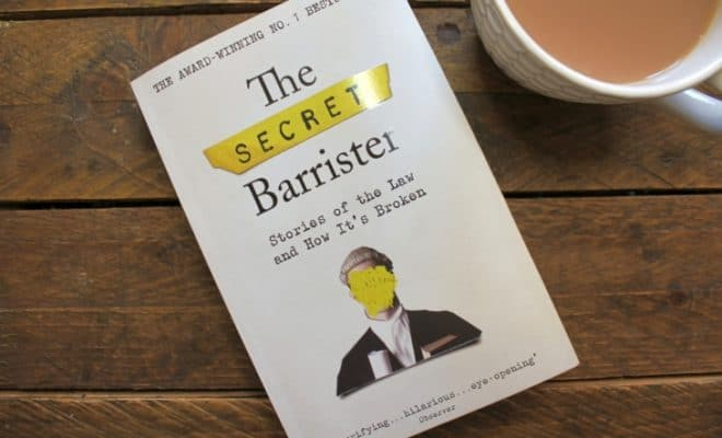 The Secret Barrister roseanna sunley business book reviews