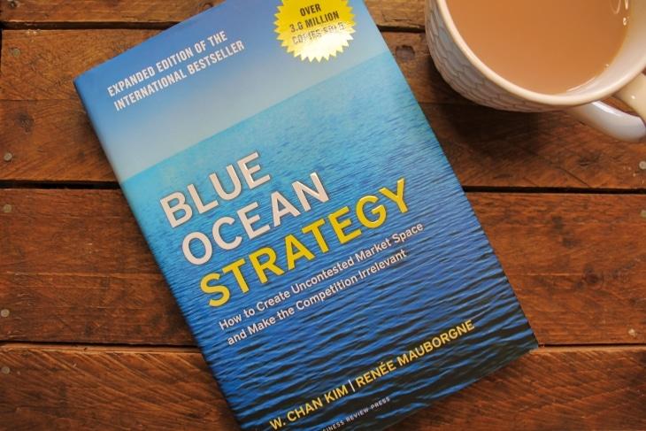 blue ocean strategy roseanna sunley business book reviews