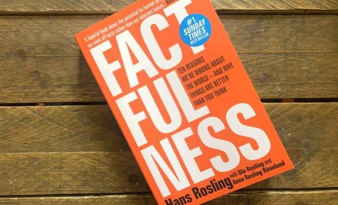 Factfulness by Hans Rosling roseanna sunley business book reviews