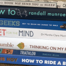random book haul roseanna sunley book reviews