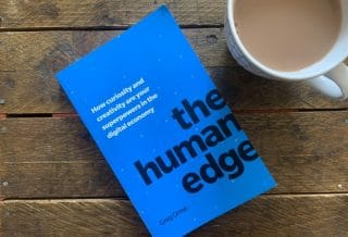 The Human Edge by Greg Orme Roseanna Sunley Business Book reviews
