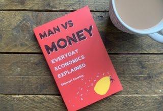 Man vs Money by Stewart Cowley Roseanna Sunley Business Books Reviews